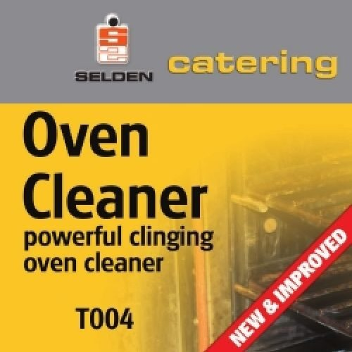 Oven Cleaner 750ml Trigger CODE: CHM12
