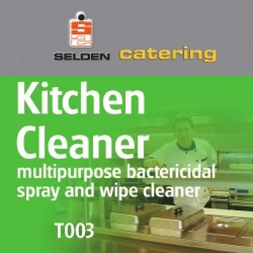 Kitchen Cleaner 750ml Trigger CODE: CHM14
