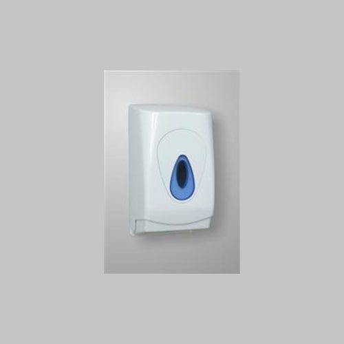 2 Ply Flat Pack Toilet Tissue Dispenser CODE: FPD