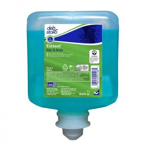 Estesol Hair & Body Wash 1Ltr CODE: HAB1L