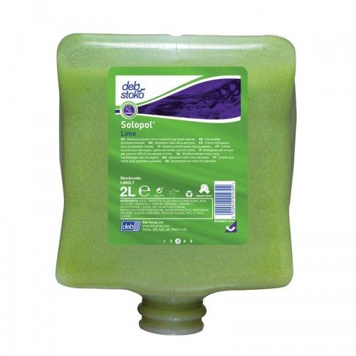Solopol Lime 2Ltr Cartridge CODE: LIM2LT
