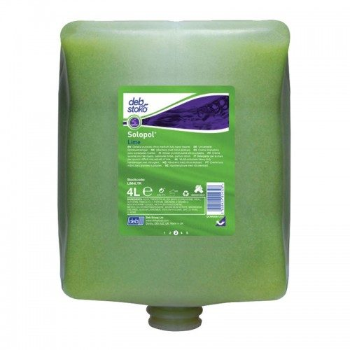 Solopol Lime 4Ltr Cartridge CODE: LIM4LT