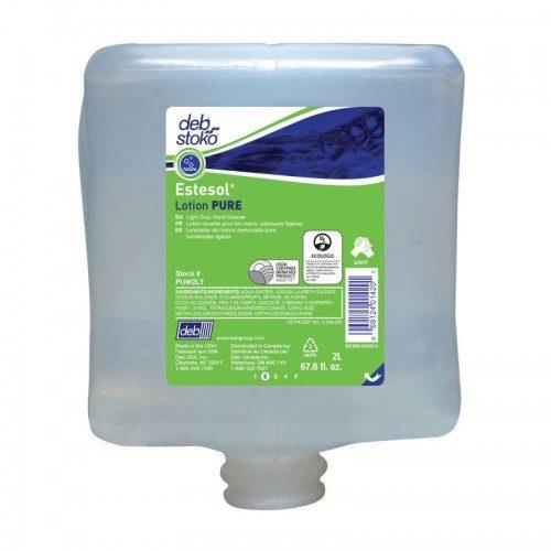 Estesol Lotion PURE 2Ltr Cartridge CODE: PUW2L