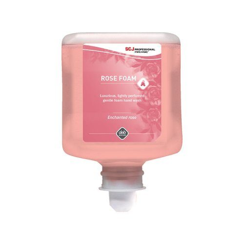 Refresh Rose Foam Hand Wash 1Ltr CODE: RFW1L