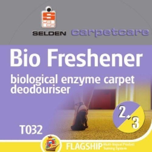 Bio Carpet Deodouriser 750ml Trigger CODE: T032