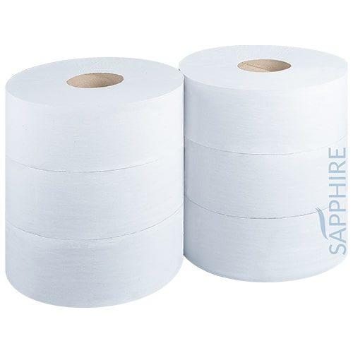 Premium 2 Ply Jumbo Toilet Rolls CODE: TR1