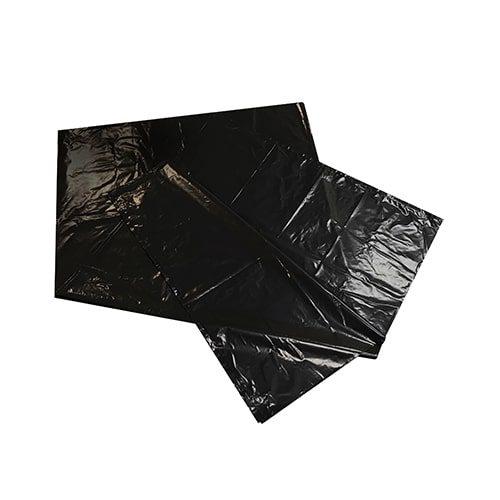 Black Wheelie Bin Liner: MIS50