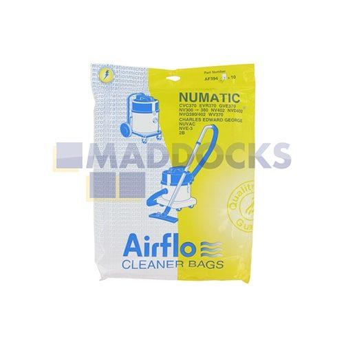 Larger Henry Vacuum Bags CODE: 46-AF-394