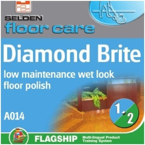 Diamond Brite Floor Polish 5Ltr CODE: A014