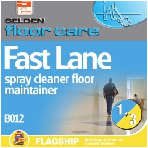 Fast Lane Floor Maintainer 5Ltr CODE: B12