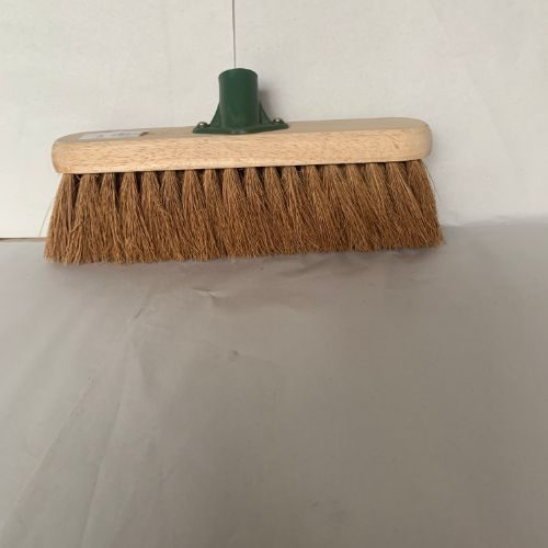 Broom Head Soft Bristles CODE: BRU05