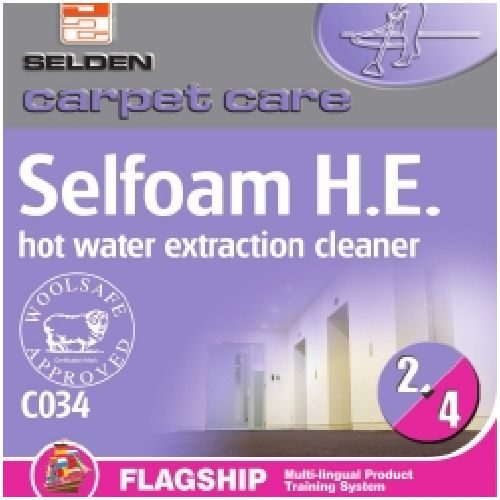 Selfoam Carpet Cleaner 5Ltr CODE: C034