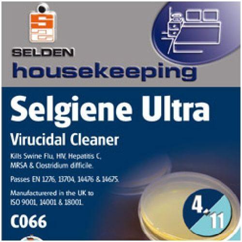 Selgiene Ultra Bactericidal Cleaner 5Ltr CODE: C066