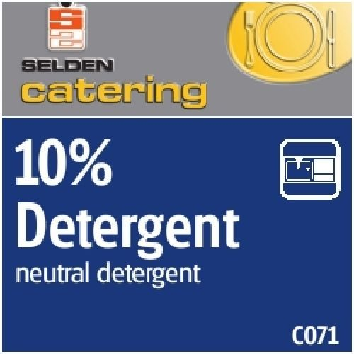 Neutral Washing Up Detergent 5Ltr CODE: C071