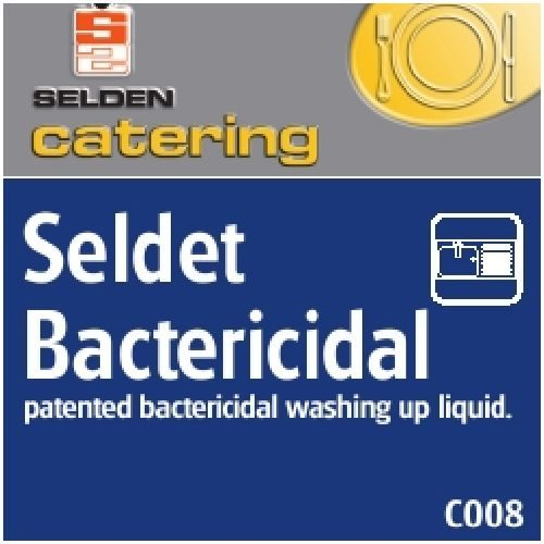 Bactericidal Detergent 5Ltr CODE: CHM06