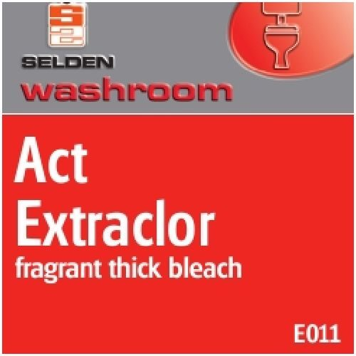 Act Fragrant Thick Bleach 5Ltr CODE: CHM23