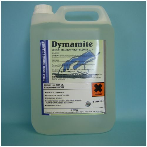 Hard Surface Sanitiser 5Ltr CODE: CHM36