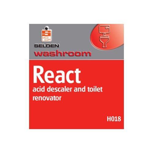 Acid Toilet Descaler 1Ltr CODE: CHM43