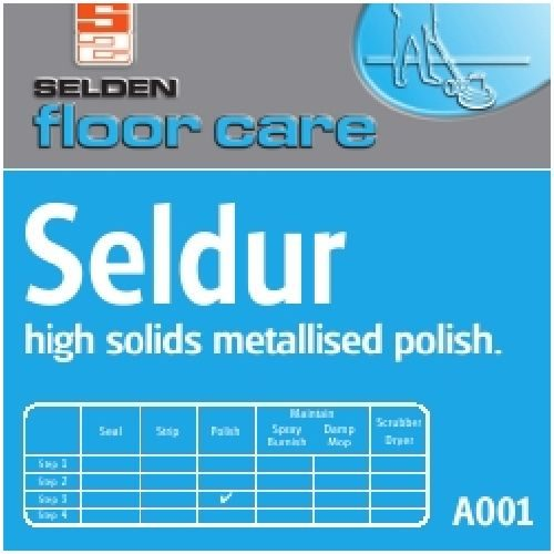 Dymashield Super Floor Polish 5Ltr CODE: CHM45