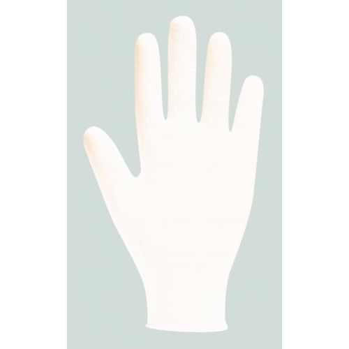 U/P White Latex Gloves CODE: DIS9/UP