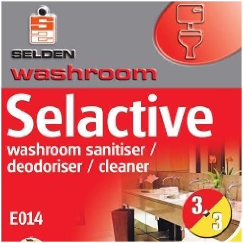Selactive 3 in 1 Sanitiser 5Ltr CODE: E14