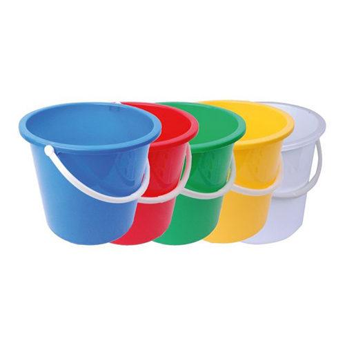 9 Litre Plastic Bucket CODE: EQU19