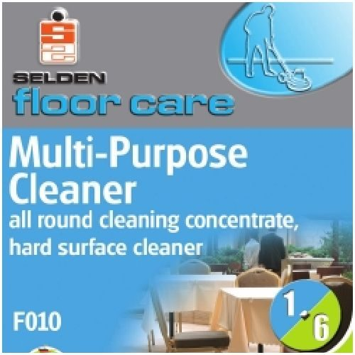 Multi Purpose Cleaner 5Ltr CODE: F10