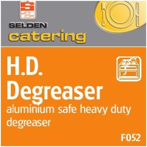 Heavy Duty Degreaser 5Ltr CODE: F052