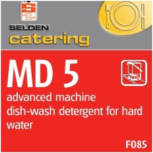 MD5 Dishwasher Detergent 5Ltr CODE: F085