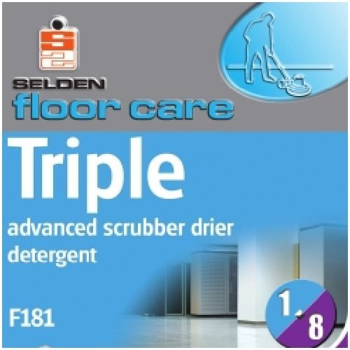 Triple Strength Foam Cleaner 5Ltr CODE: F181