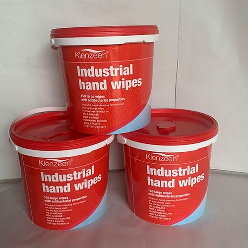Industrial Hand Cleaning Wipes CODE: FHCW150
