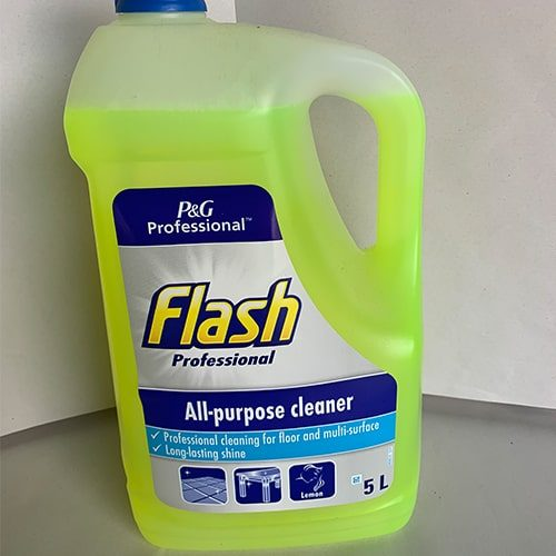 Flash All Purpose Liquid 5Ltr CODE: FLASH/5L