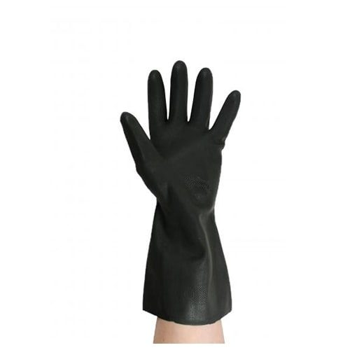 H/D Black Gloves Medium CODE: GLOVE/BK