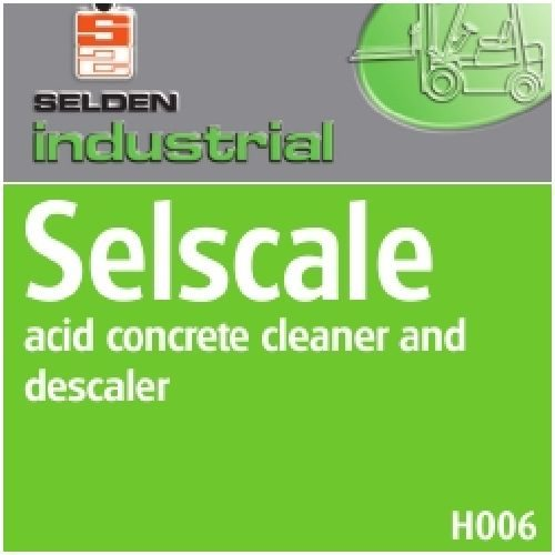 Acid Concrete Cleaner Descaler 5Ltr CODE: H006