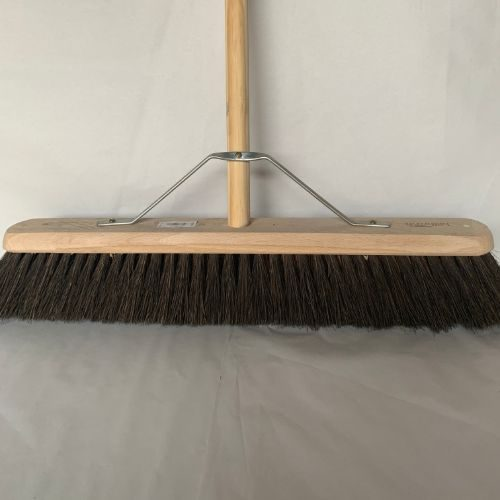 24″ Bassine/Coco Platform Broom CODE: H12/5FHS