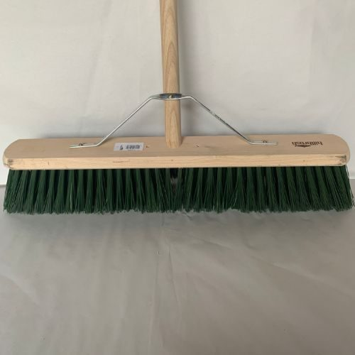 24″ PVC Green Fill Platform Broom CODE: H13/5FHS