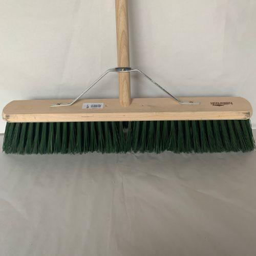 24″ PVC Green Fill Platform Broom CODE: H13/5FHS