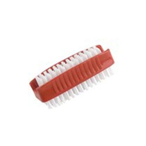 Plastic Nail Brushes Assor Colours CODE: MIS.69