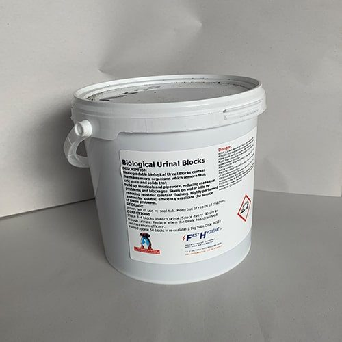 Bio Spearmint Urinal Blocks CODE: MIS20