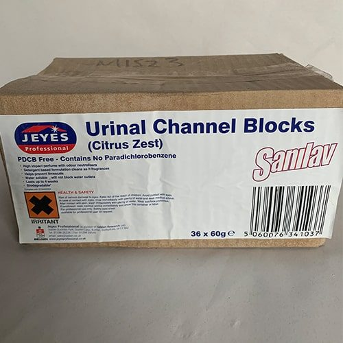 Channel Blocks Non PDCB CODE: MIS23