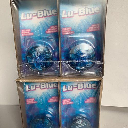 Lu Blue Flush Colourant CODE: MIS25