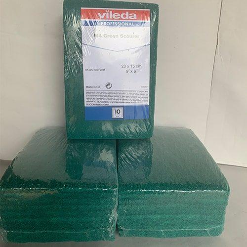 Premium Green Scouring Pad CODE: MIS3.P