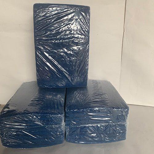 Premium Blue Scouring Pad CODE: MIS3P.B
