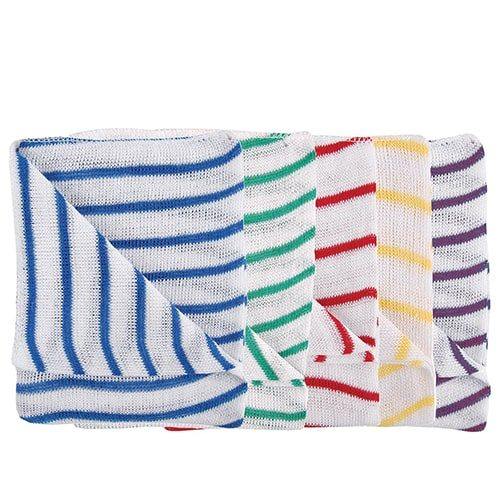 Colour Coded Dish Cloths CODE: MIS68