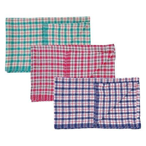Economy Tea Towels (Check) CODE: MIS76