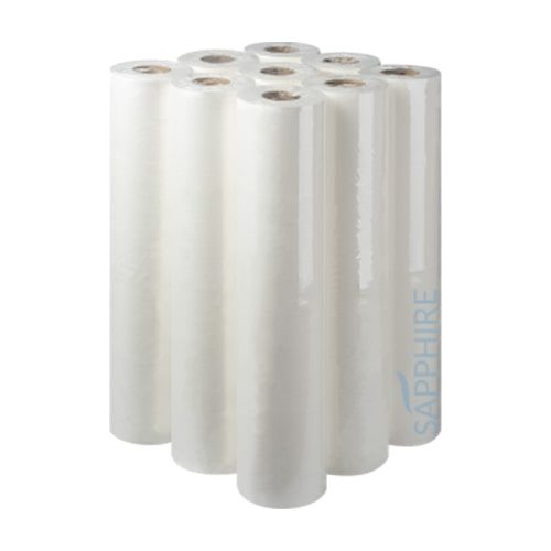 50m 2 Ply White Couch Rolls CODE: MW1