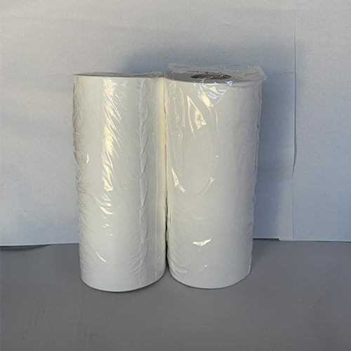 40m 2 Ply White Couch Rolls CODE: MW2