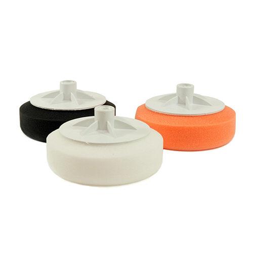 Orange Refinishing Pad-Firm Foam CODE: PJS216