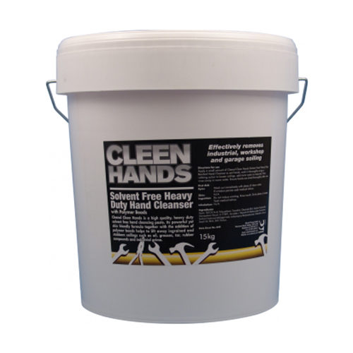 Clean Hands Solvent Free H/D Cleaner CODE: PJS467