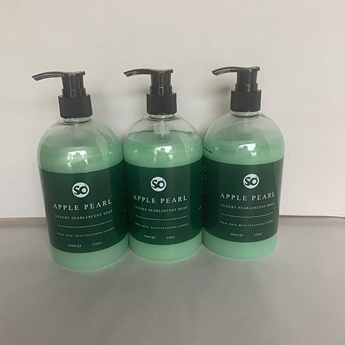 Apple Pearl Liquid Hand Soap CODE: S450/A